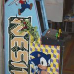 The Painted Arcade Machine