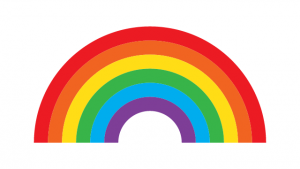 how to make a rainbow in illustrator