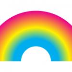 Make a Blended Rainbow in Illustrator