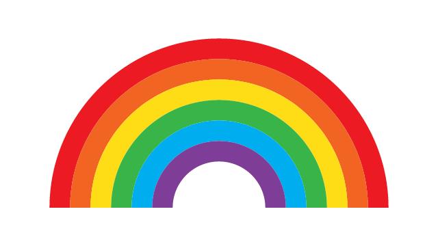 Make a Rainbow in Illustrator