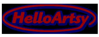 HelloArtsy.com Logo