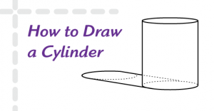 How To Draw A Cylinder | HelloArtsy.com