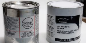Comparing Oil Grounds | Oil Painting Primer Reviews