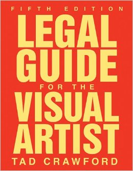 Book Review: The Legal Guide For The Visual Artist