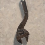 The Curvy Wrench Painting