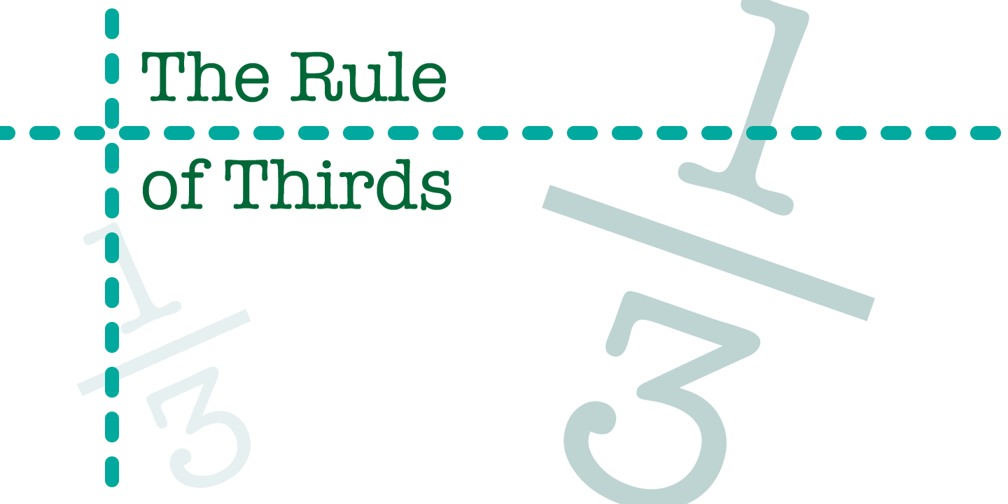 What is the rule of thirds? Using Rule of Thirds in your artwork.