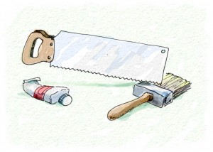 Think of What To Draw | Hacking Your Drawing Tools | Helloartsy.com