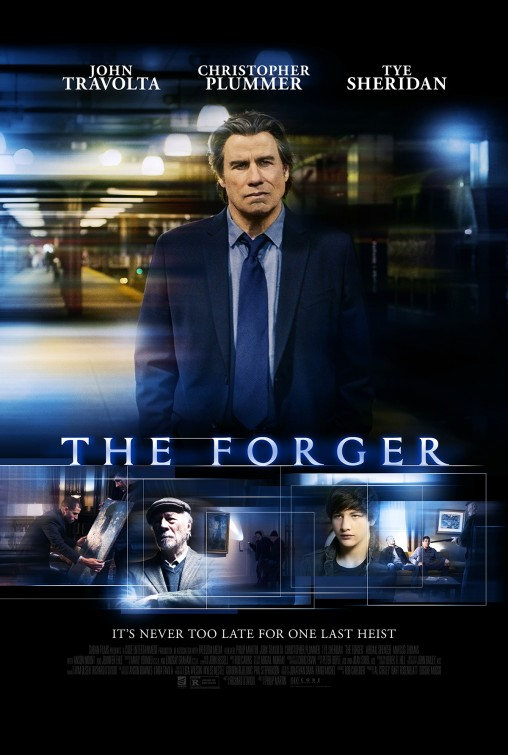 Movie: The Forger - starring John Travolta