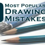10 Most Popular Drawing Mistakes