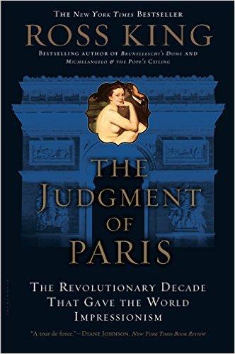 artist book review: The Judgement of Paris