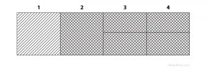 Crosshatching a Value Scale (Step 7) | The easy way to learn cross hatching | HelloArtsy.com