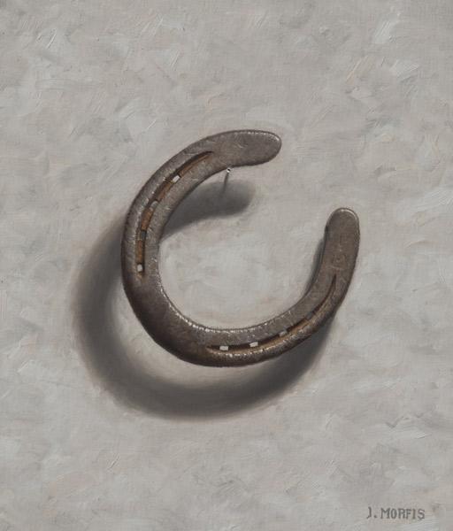 Aristocrat's Horseshoe (horseshoe painting #3)