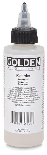 Golden's Acrylic Retarder Medium