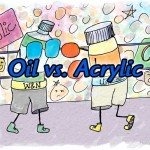 Oil vs. Acrylic – A Beginner's Guide To Choosing Paint