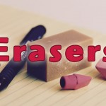 Erasers: History & Best Practices for Artists