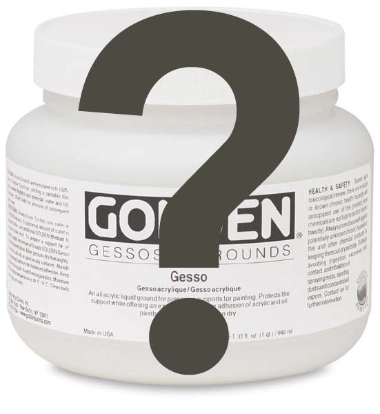 Should You Gesso? Is Gesso Necessary?