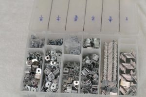 My box of offset clips