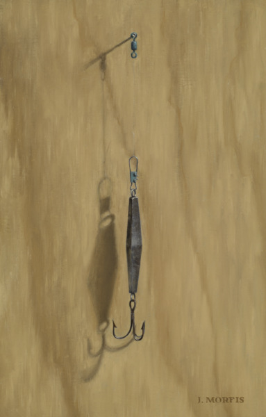 Diamond Jig Oil Painting
