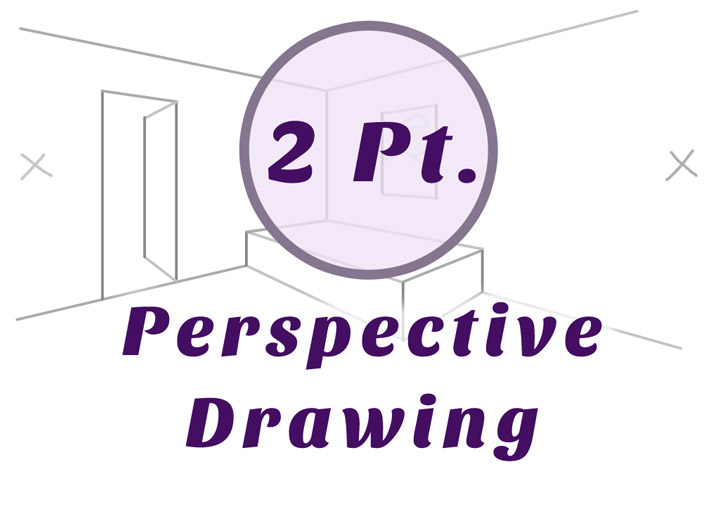 Two Point Perspective Drawing Lessons