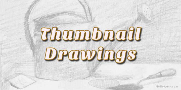 Guide to Creating Thumbnail Drawings