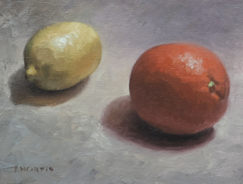 citrus painting complete