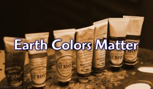 earth colors matter - why you can't replace earth tone paints!