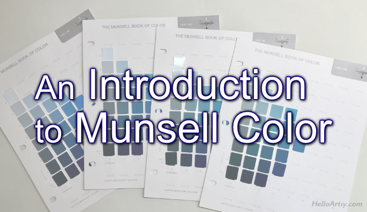 An Introduction to Munsell Color