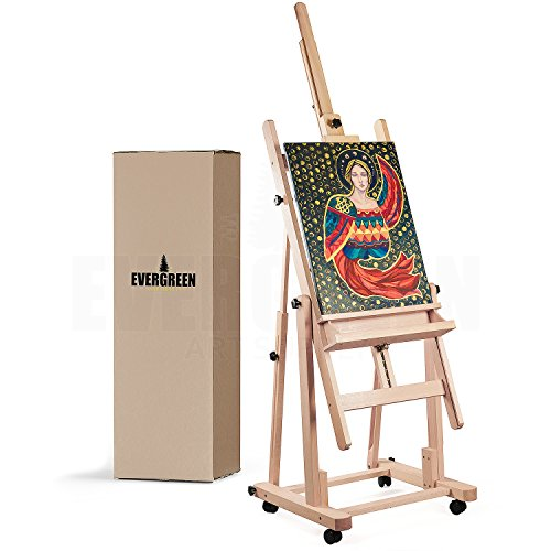 Best Easel for Oil Painting - HelloArtsy