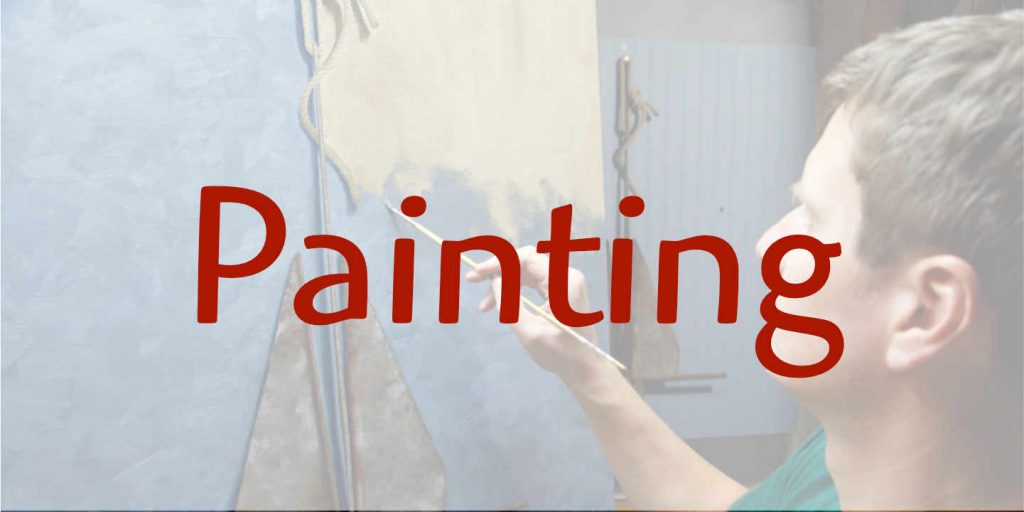 Painting lessons & tutorials: how to paint
