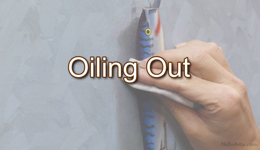 Oiling Out