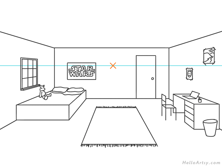 one-point-perspective-bedroom-drawing-example-STEP-11.png