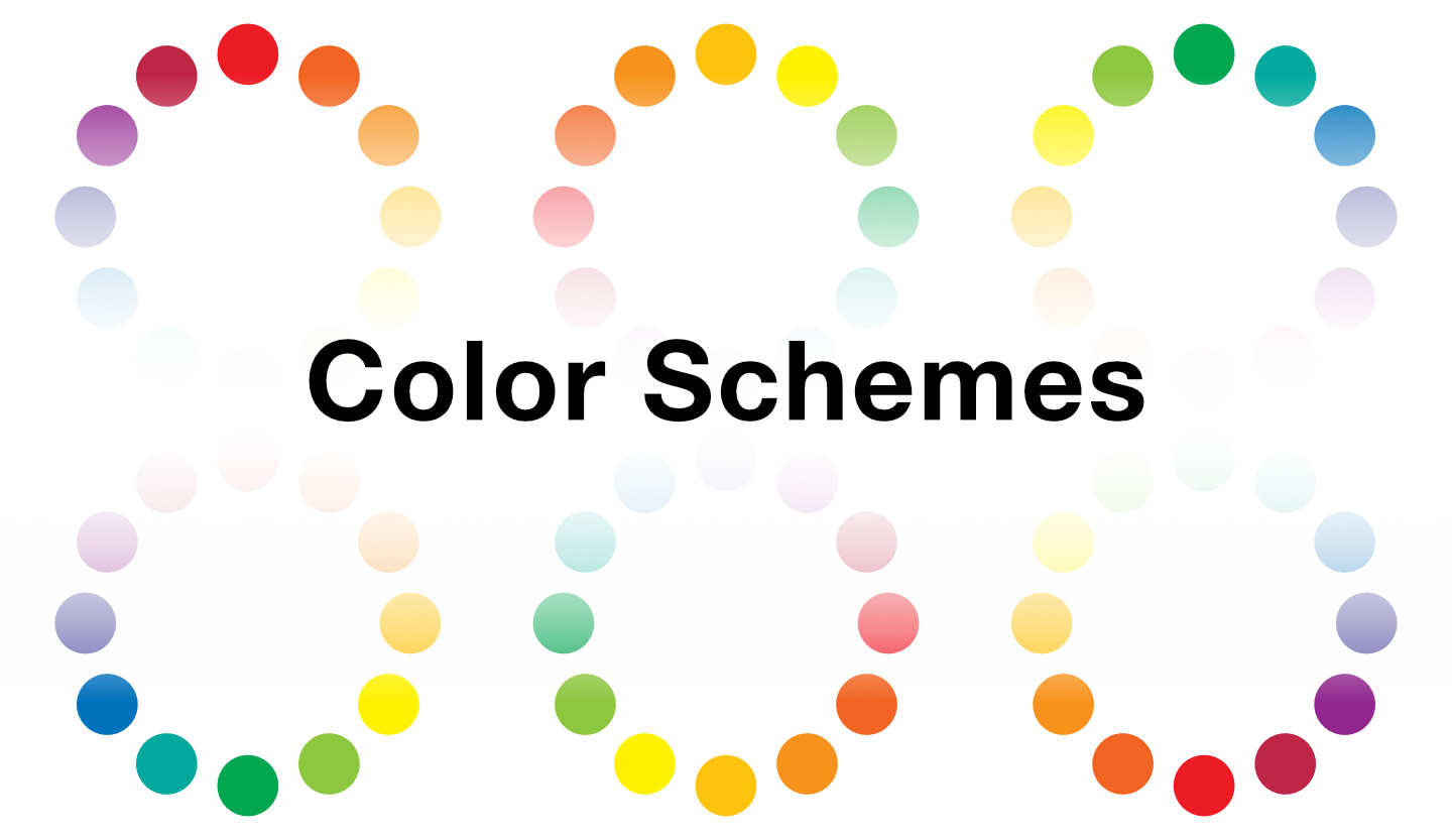 color schemes defined
