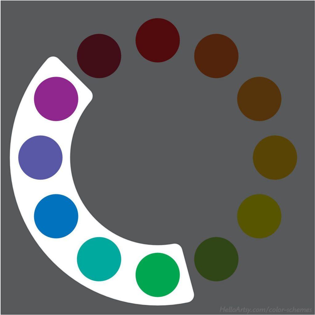 Cool Color Scheme