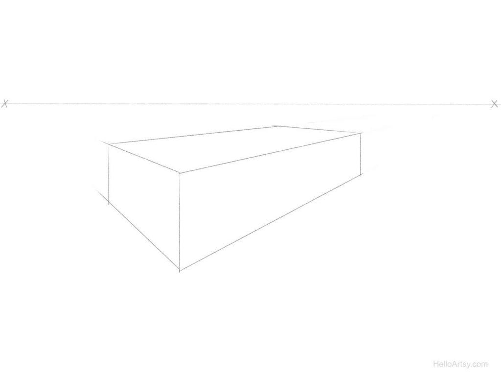 perspective spacing step 0