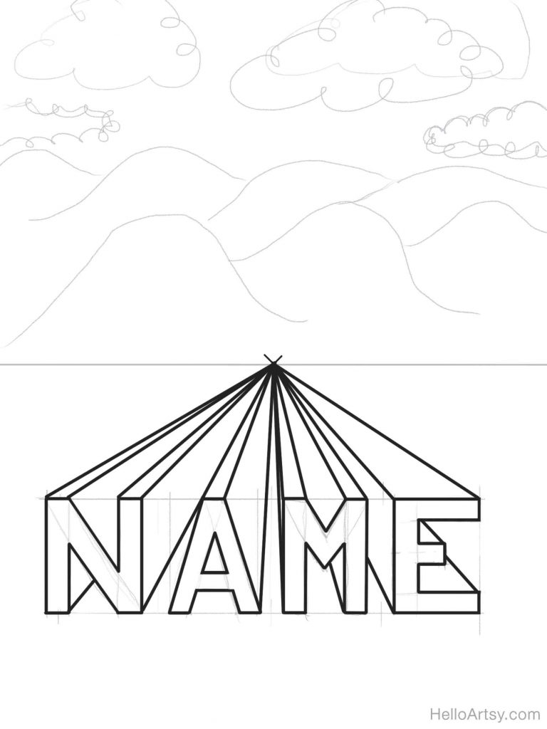 3D Name