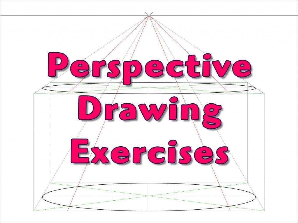 Perspective Drawing Exercises