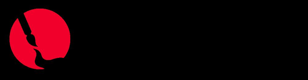 Helloartsy Logo & Text Transparent Bg
