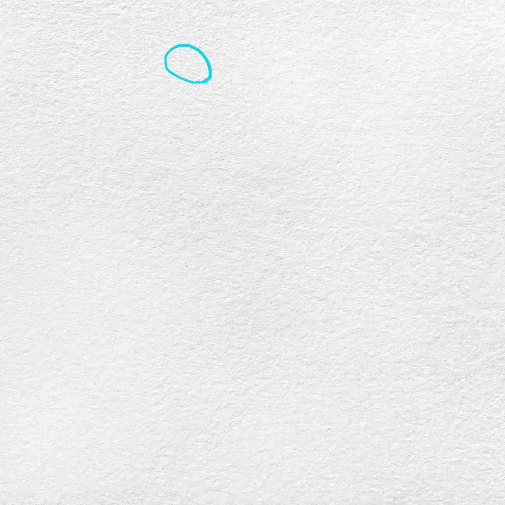 How To Draw A Crane: Step 1